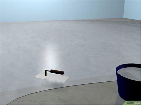 livellare pavimento come livellare i pavimenti in calcestruzzo 12 passaggi