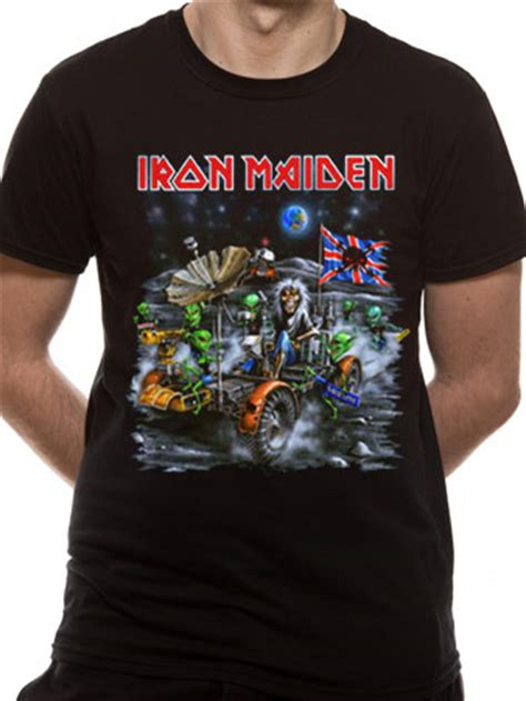 T Shirts Iron Maiden 106 iron maiden knebworth moonbuggy t shirt buy iron maiden
