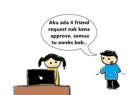 doodle nama ari aesya zealous friend request