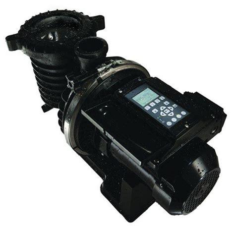 da pump speed sta rite superflo and intellipro variable speed pool pumps