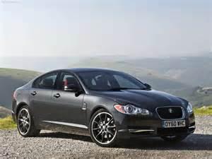 the lastest jaguar car jaguar xf black