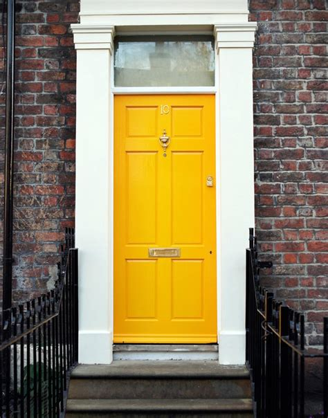 yellow paint colors for doors best front door paint colors paint ideas for front doors