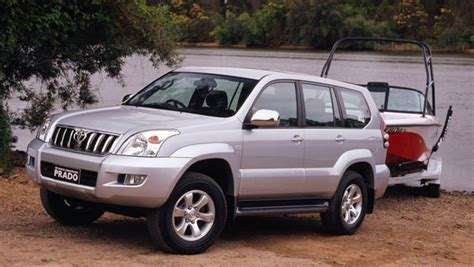 Toyota Prado J120 Toyota Prado J120 2002 2009 Reviews Productreview Au