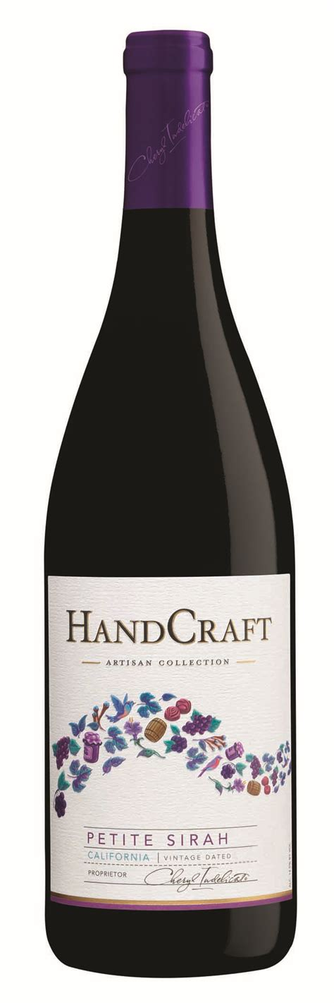 Handcraft Artisan Collection - handcraft artisan collection of wines the dieline