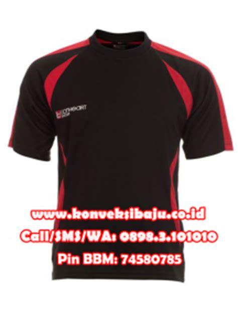 Kaos Tenis Meja Kaos Tenis Baju Badminton Seragam Voly Bv5a kaos olahraga konveksi baju