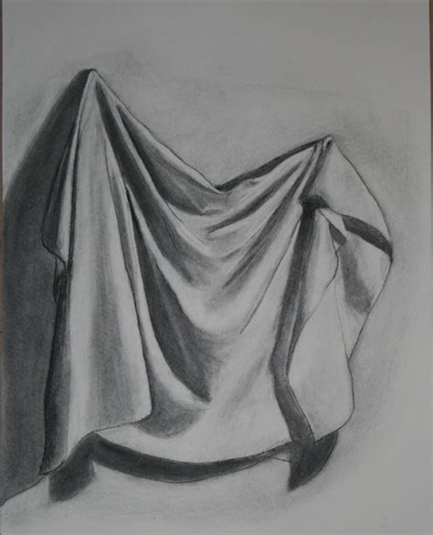 draping sketches draped cloth study by geraden22 on deviantart