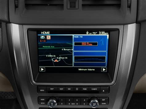 how things work cars 2010 ford fusion navigation system 2010 ford fusion navigation upgrade