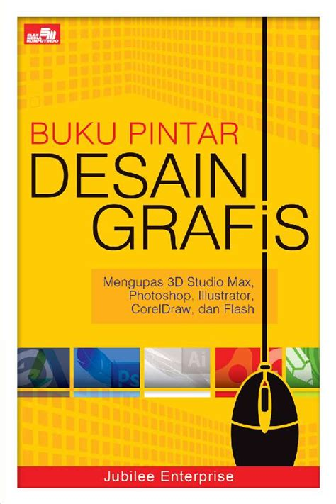 desain grafis magazine buku pintar desain grafis book by jubilee enterprise
