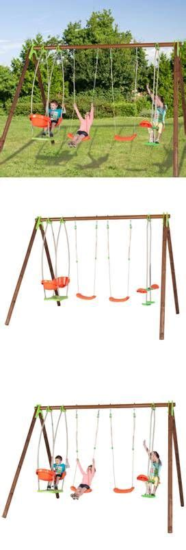 plastic outdoor swing sets 25 best ideas about plastic swing sets on pinterest