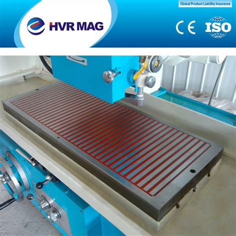 Permanent Electro Surface Grinder Magnet Table With 220v