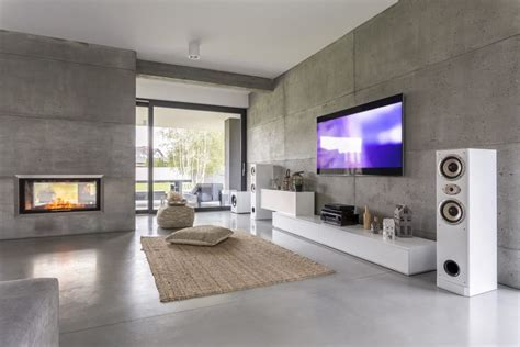 Home Theater Centro Je 888 luxe interieur woonkamer interiorinsider nl