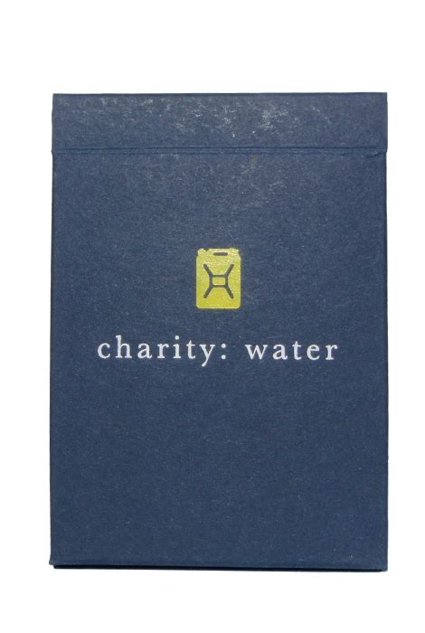 buy charity water playing cards capital playing card company australia - Charity Water Gift Card
