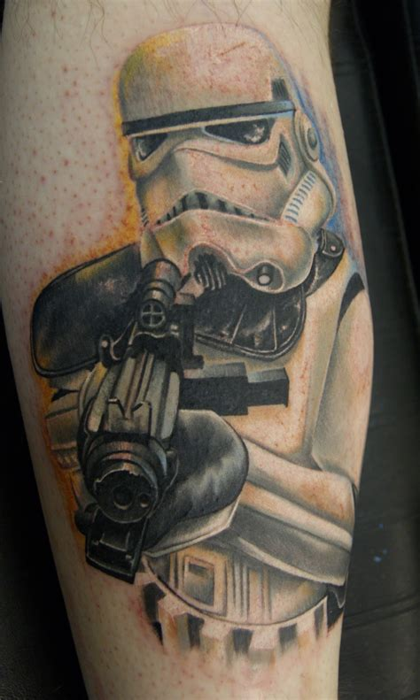 stormtrooper tattoo chris jones tattoos december 2011