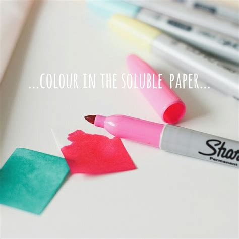 How To Make Paper Soap - how to make paper confetti soaps stephenson personal care