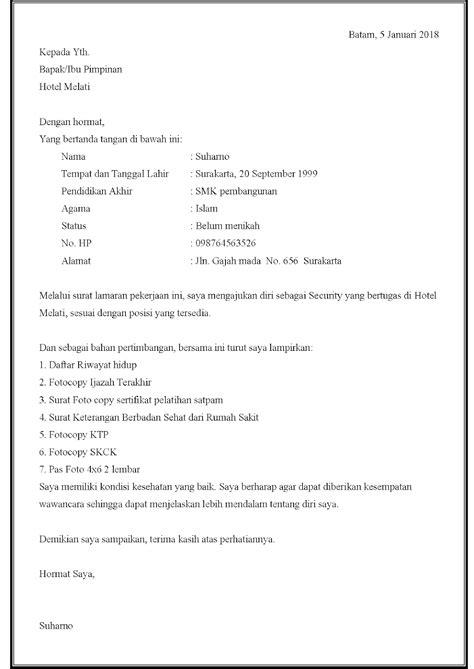 Contoh Surat Keterangan Pengalaman Kerja Di Puskesmas