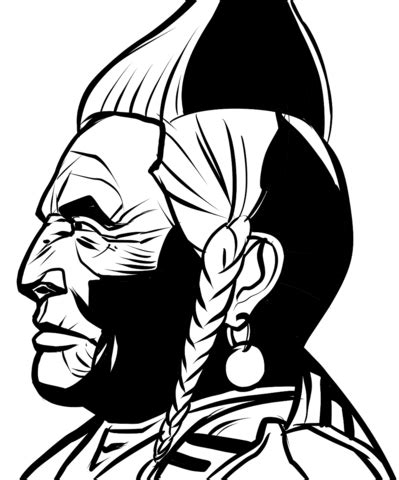 indian chief coloring page native american indian chief coloring page free