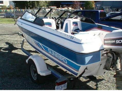 bowrider boats for sale ottawa gatineau 1990 sunbird bowrider outside victoria victoria