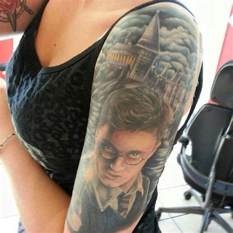 Ck Tingting 15 awesome hary potter tattoos
