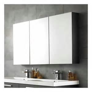 armoire miroir de salle de bains 1350 x 700mm lq006c