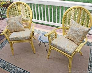 Sunroom Chairs Comfortable Rustoleum Spray Paint Uniquely Yours Or Mine