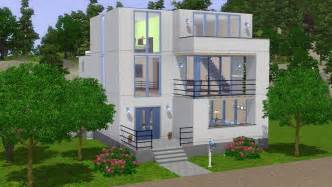Modern House Floor Plans Sims 3 by Home Design Modern House Floor Plans Sims 4 Transitional
