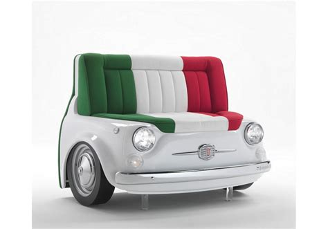 divano meritalia fiat 500 design collection panorama divano meritalia