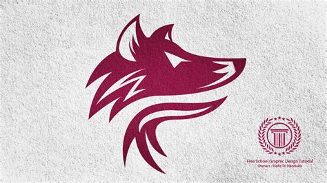 illustrator tutorial wolf logo design illustrator tutorial fox wolves wolf