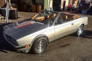 1986 Maserati Spyder 1986 Maserati Spyder Bi Turbo Convertible 183814