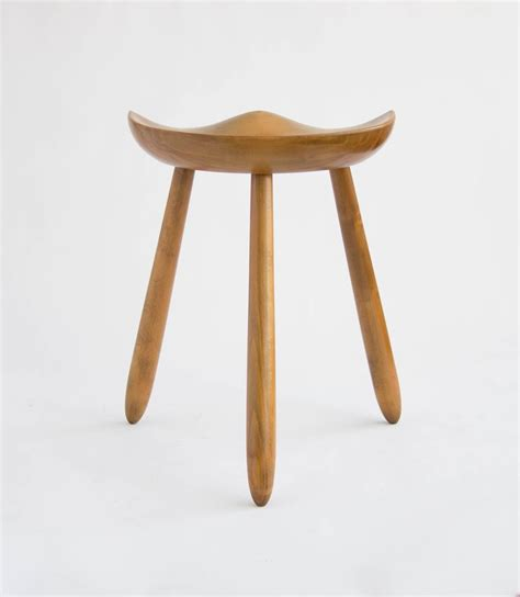 Milk Stool Furniture by Stool By Arne Hovmand At 1stdibs