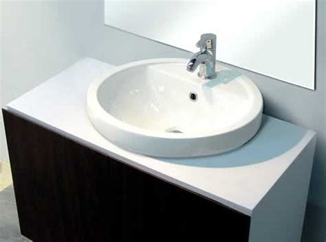 Vanity Basin The Impala 450mm Inset Vanity Basin From Imperial Ware