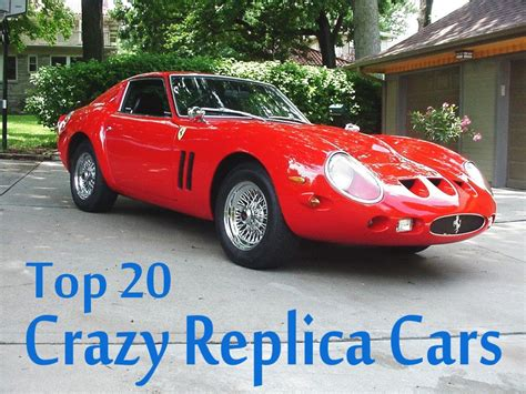 replica cars top 20 replica cars