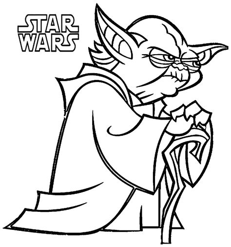 Star Wars Coloring Pages Preschool | 50 top star wars coloring pages online free