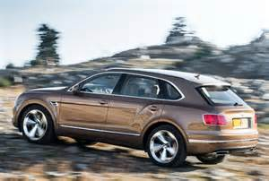 Bentley Suv Prices 2016 Bentley Bentayga Suv Interior Price Photos