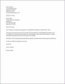 Sle Board Resignation Letter by Resignation Letter 2 Week Notice Slenotary