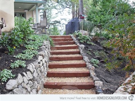 garden stairs ideas 40 cool garden stair ideas for inspiration bored art