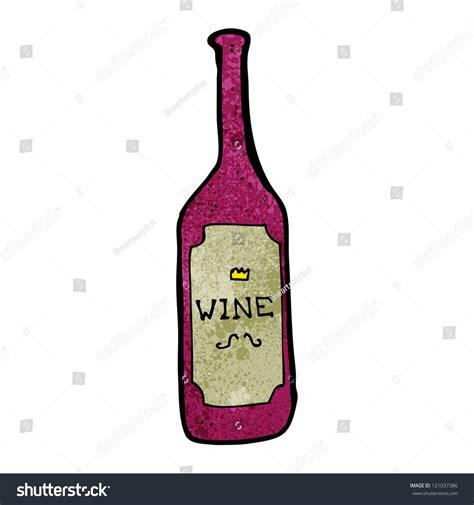 cartoon wine bottle cartoon red wine bottle stock vector 121037386 shutterstock