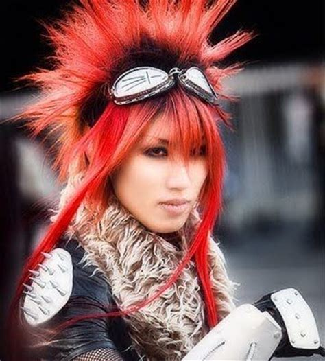 Cool Anime Hairstyles In Real Life | anime hairstyles in real life 1 real life anime hair