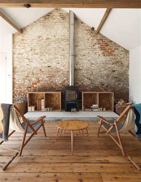 Exposed Brick Bedroom by 5 Foto Di Pareti Con Mattoni A Vista Ideare Casa