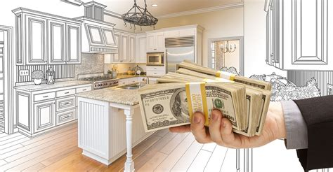 home remodel loans 3 ways to finance your kitchen remodel how to cut