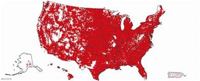 verizon coverage map arizona travel happy at these no tech destinations mccool travel