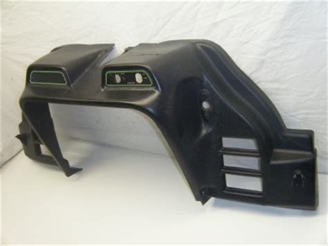 Tank Cover Panther 98 arctic cat 550 panther tank cover cowl shroud dash panel console ebay