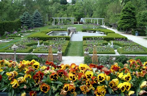 Wisconsin Botanical Gardens Janesville Wisconsin Rotary Botanical Gardens Photo Picture Image