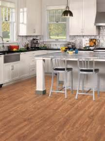 Wood Kitchen Floors Vinyl Flooring In The Kitchen Hgtv