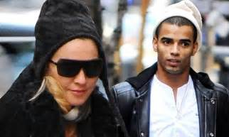 Madonna And Drifted Apart by Madonna And Toyboy Brahim Zaibat Drift Apart As He Gets