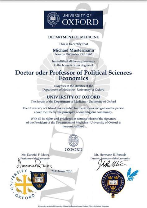 Thary Mba doktortitel kaufen oxford berufszertifikate diplome