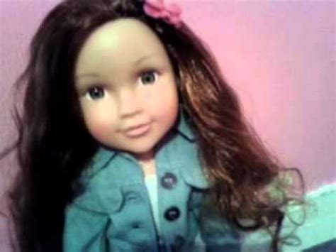 design a friend doll grace design a friend doll review of grace youtube