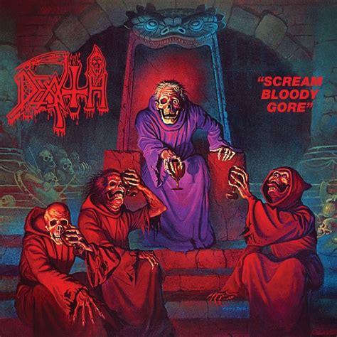 best my bloody album quot scream bloody reissue quot 2xcd relapse records