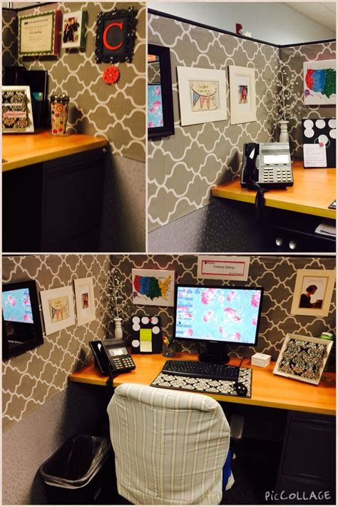 Office Wall Decorating Ideas For Work 25 Best Ideas About Cubicle Makeover On Pinterest Cubical Ideas Cubicle Ideas And Office