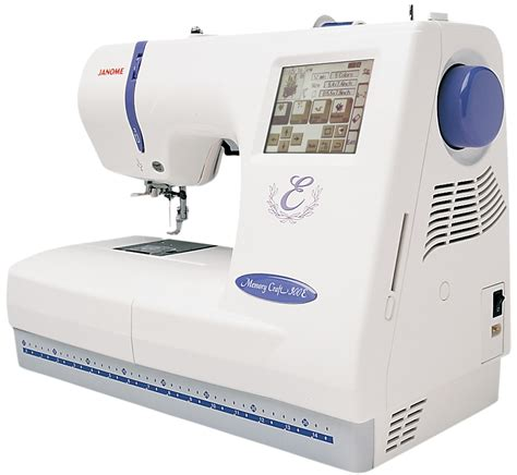 Janome Memory Craft janome memory craft 300e mc300e embroidery machine w free bonus