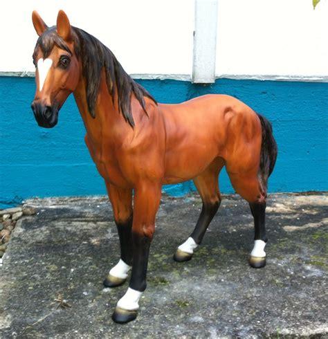 Reiten Ebay Xl Dekofigur Pferd Pferdefigur Westerndeko